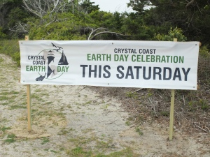 Earth Day at Fort Macon State Park