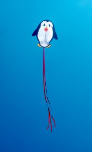 The Penguin by Skydog Kites